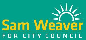 Sam Weaver For Council